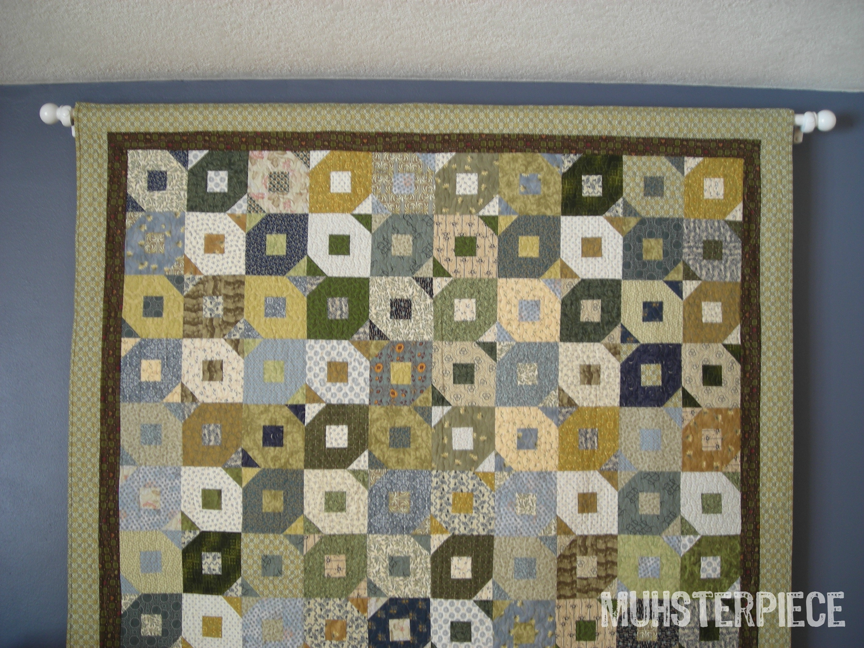 Bed Quilt | muhsterpiece : hang a quilt on the wall - Adamdwight.com